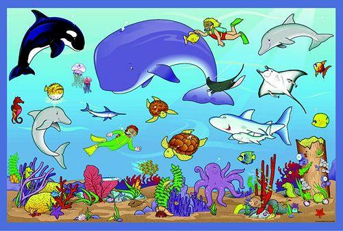 Clip art library . Clipart ocean ocean habitat