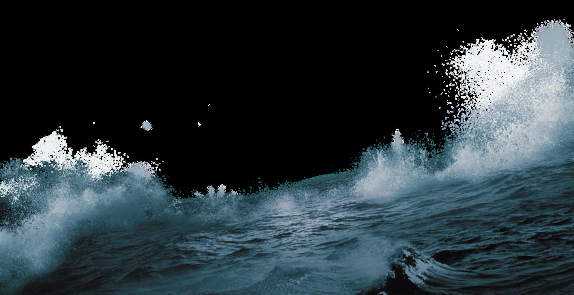 Ftestickers ocean sea waves. Clipart wave tide