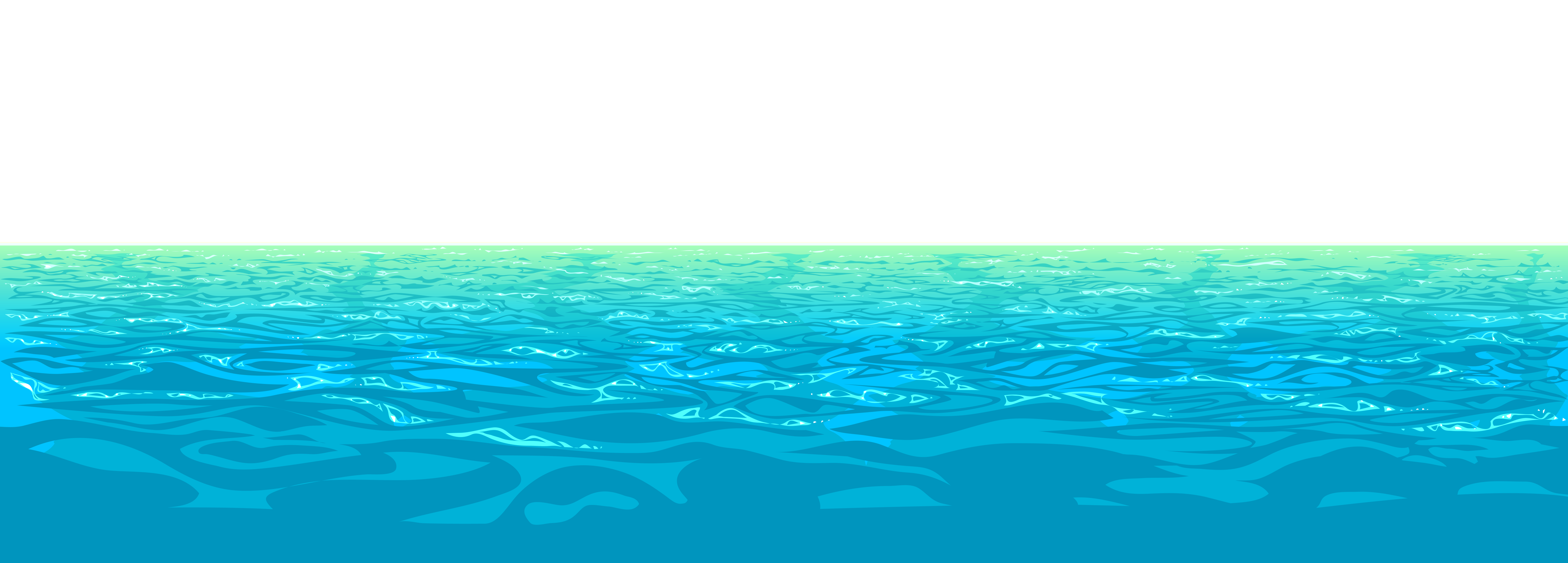 Clipart water sea, Clipart water sea Transparent FREE for ...