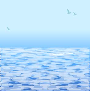 Clipart ocean ocean water.  clipartlook