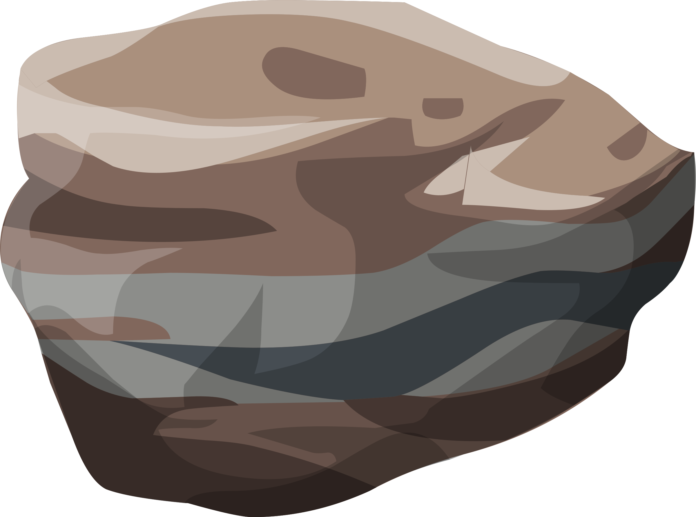collection of sedimentary. Shell clipart sea rock