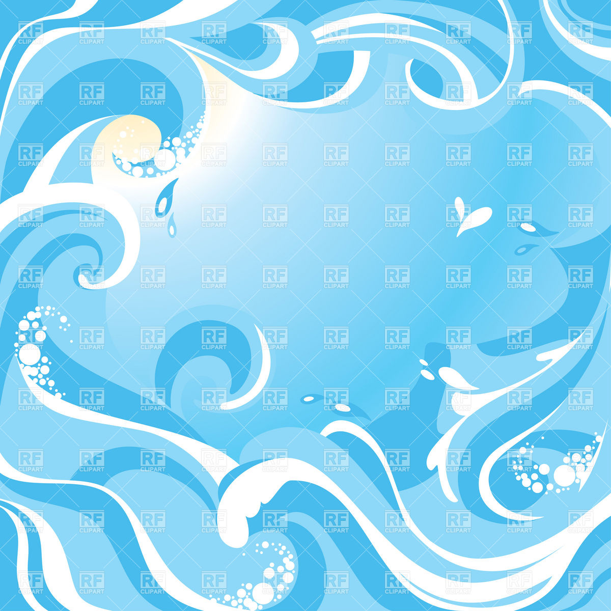 Clipart ocean royalty free. Download best