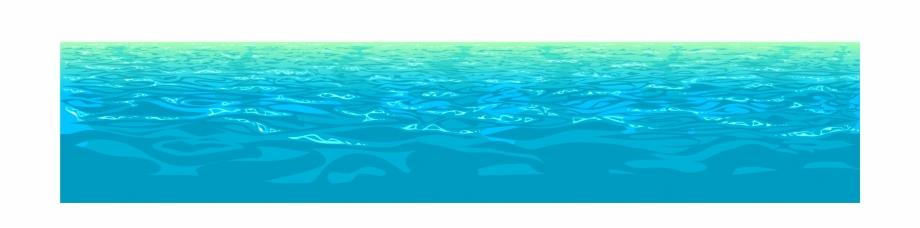 Ocean clipart ocean water. Free transparent background download
