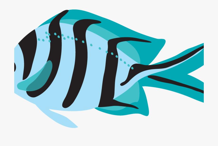 Clipart ocean tropical. With fish clip art