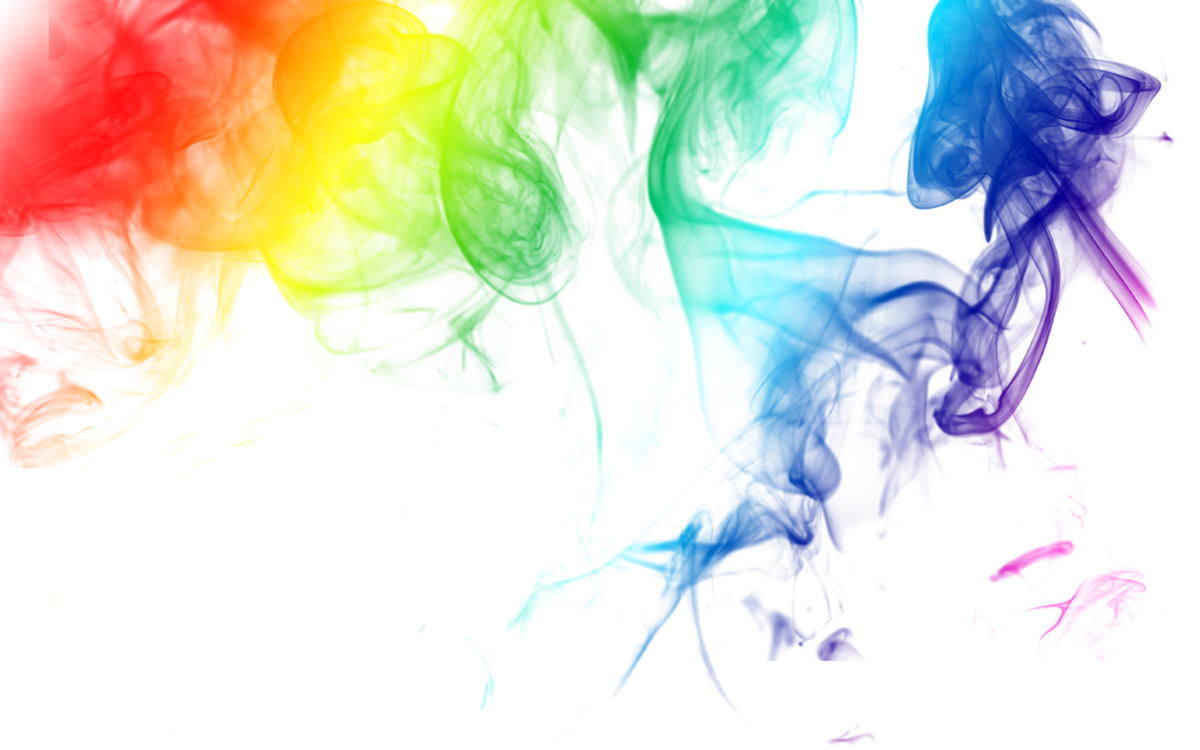 Clipart ocean waterline. Rainbow smoke graphics illustrations
