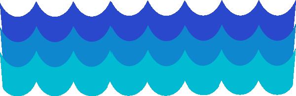 Cartoon waves google search. Clipart ocean wave pattern