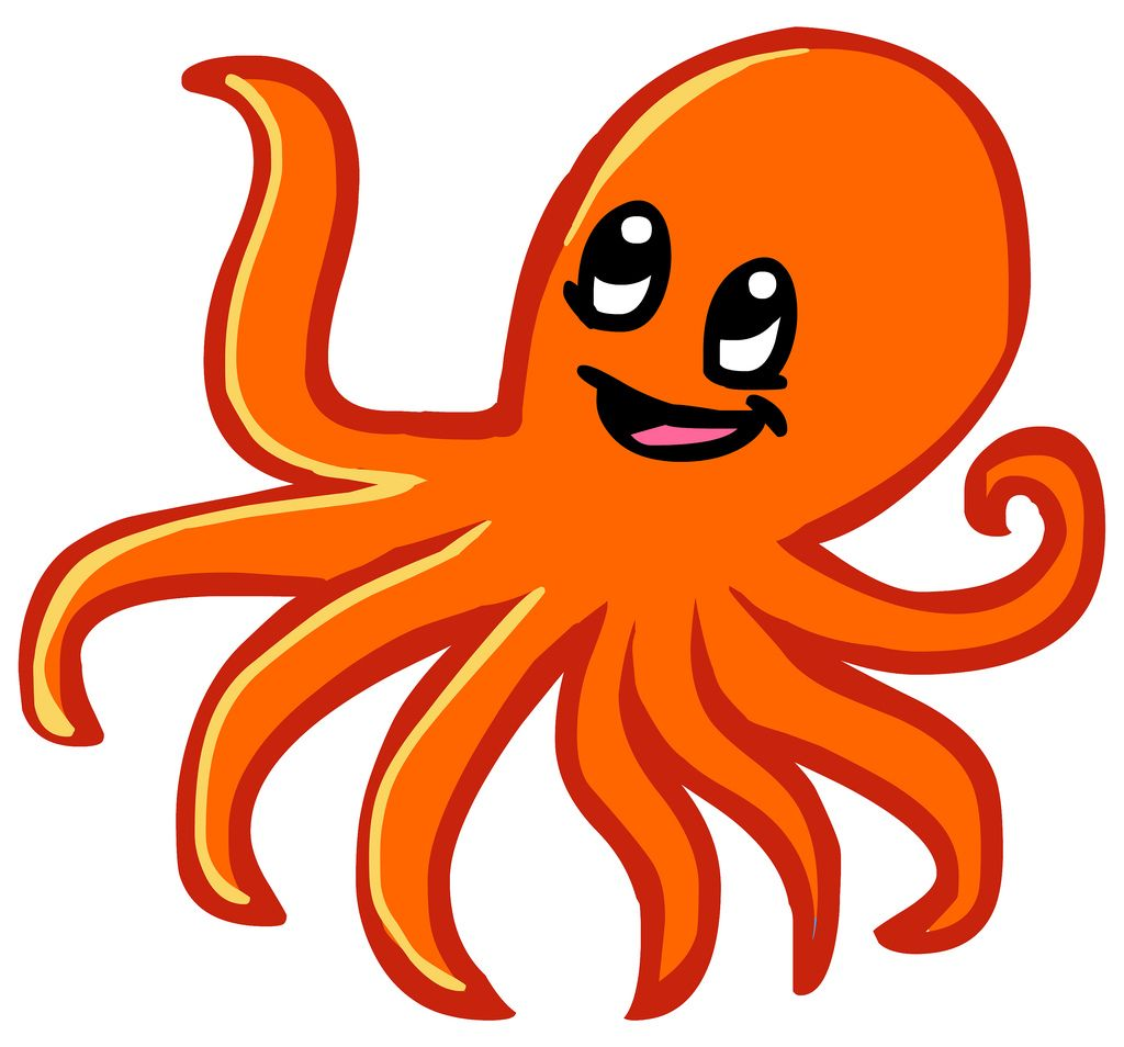 Clipart octopus animated. Image result for