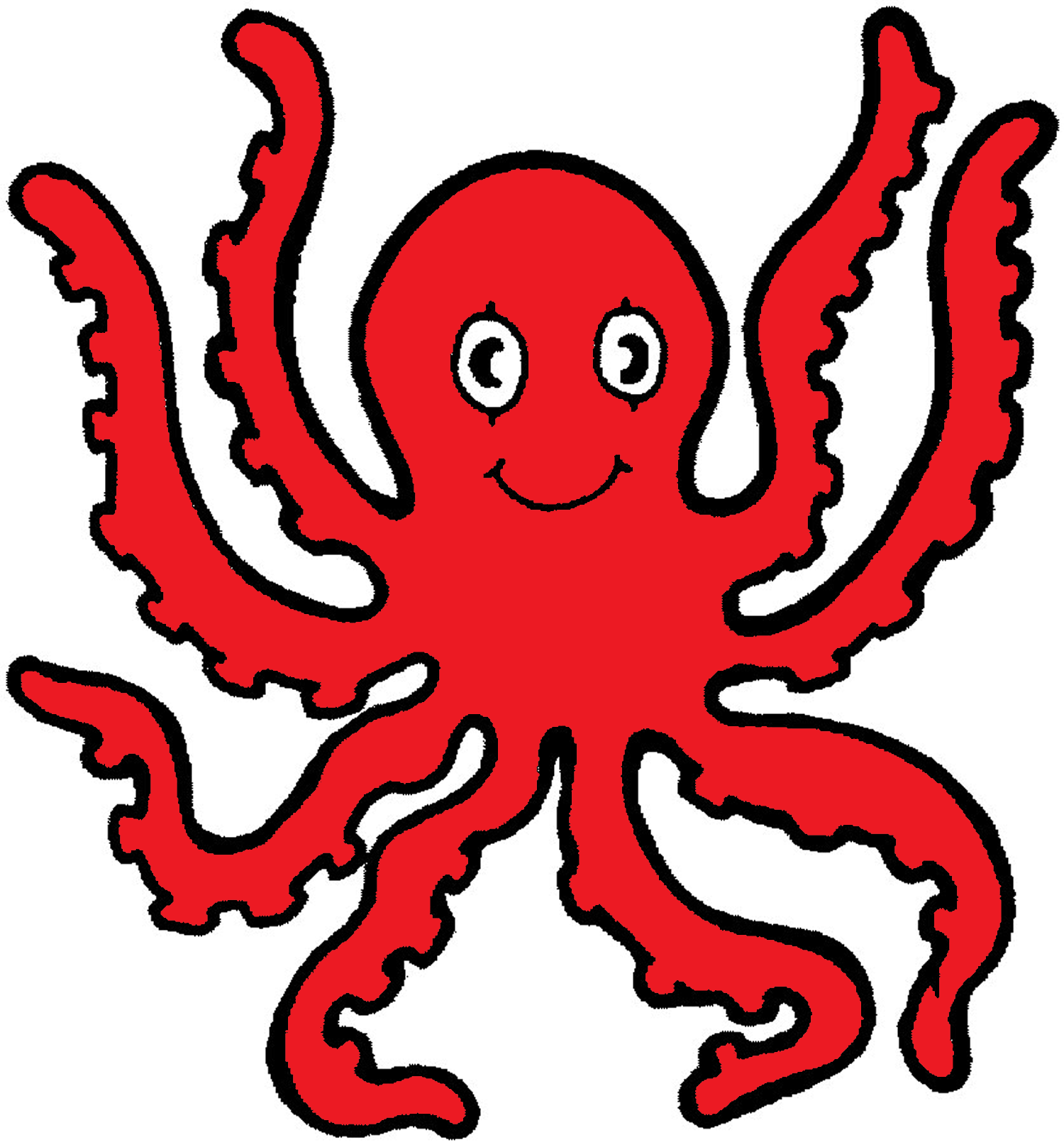 Clipart octopus animated. Cliparting com