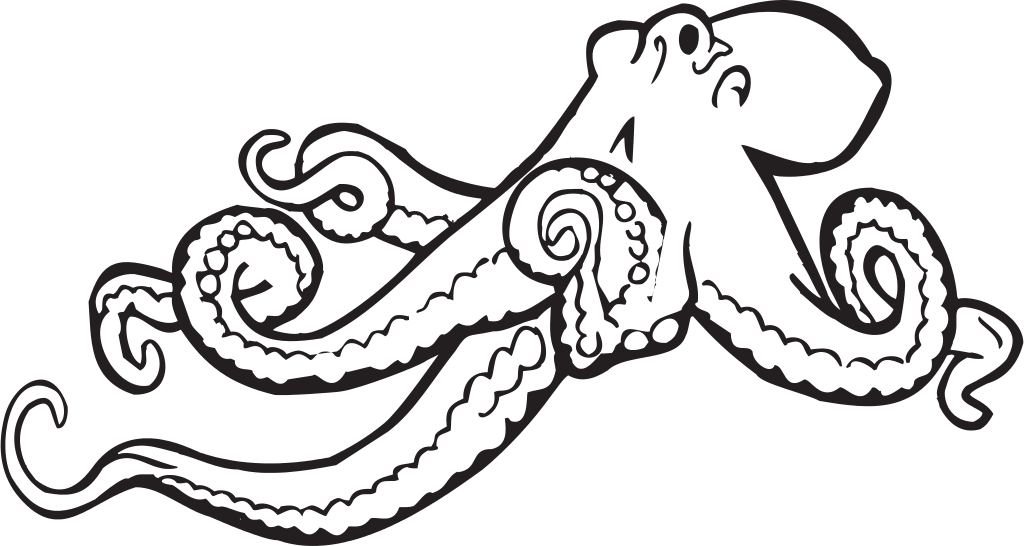 Girly clipart octopus. File svg wikimedia commons