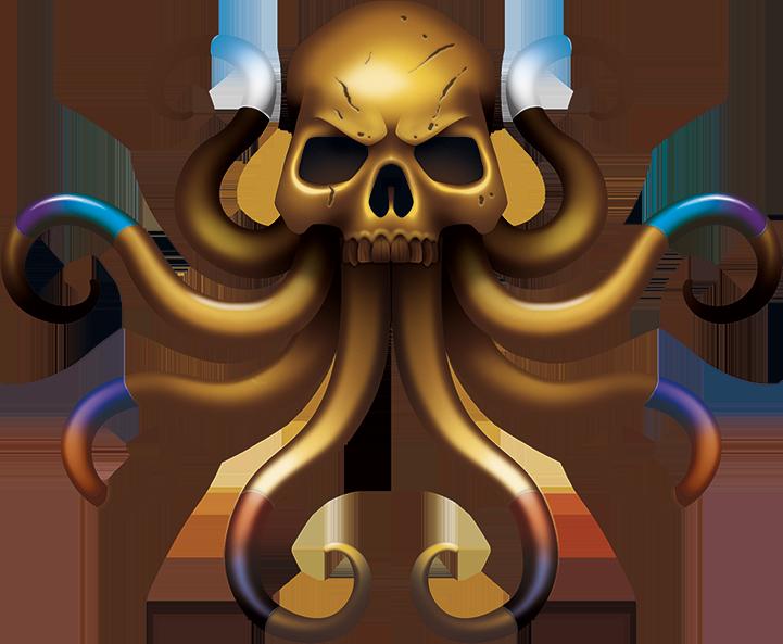 Brazilian jiu jitsu in. Clipart octopus kraken