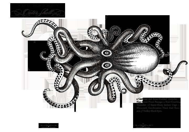 Google image result for. Clipart octopus kraken