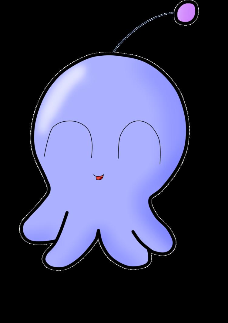 Clipart octopus mad. Fan art bobble by