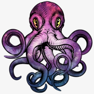 Clipart octopus mad. Free cliparts silhouettes cartoons