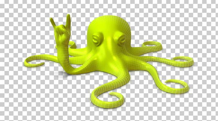 Clipart octopus object. Com d printing aleph