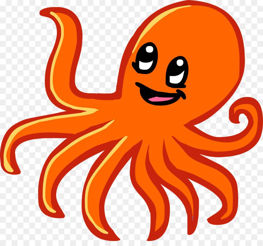 Clipart octopus octupos. Cartoon drawing
