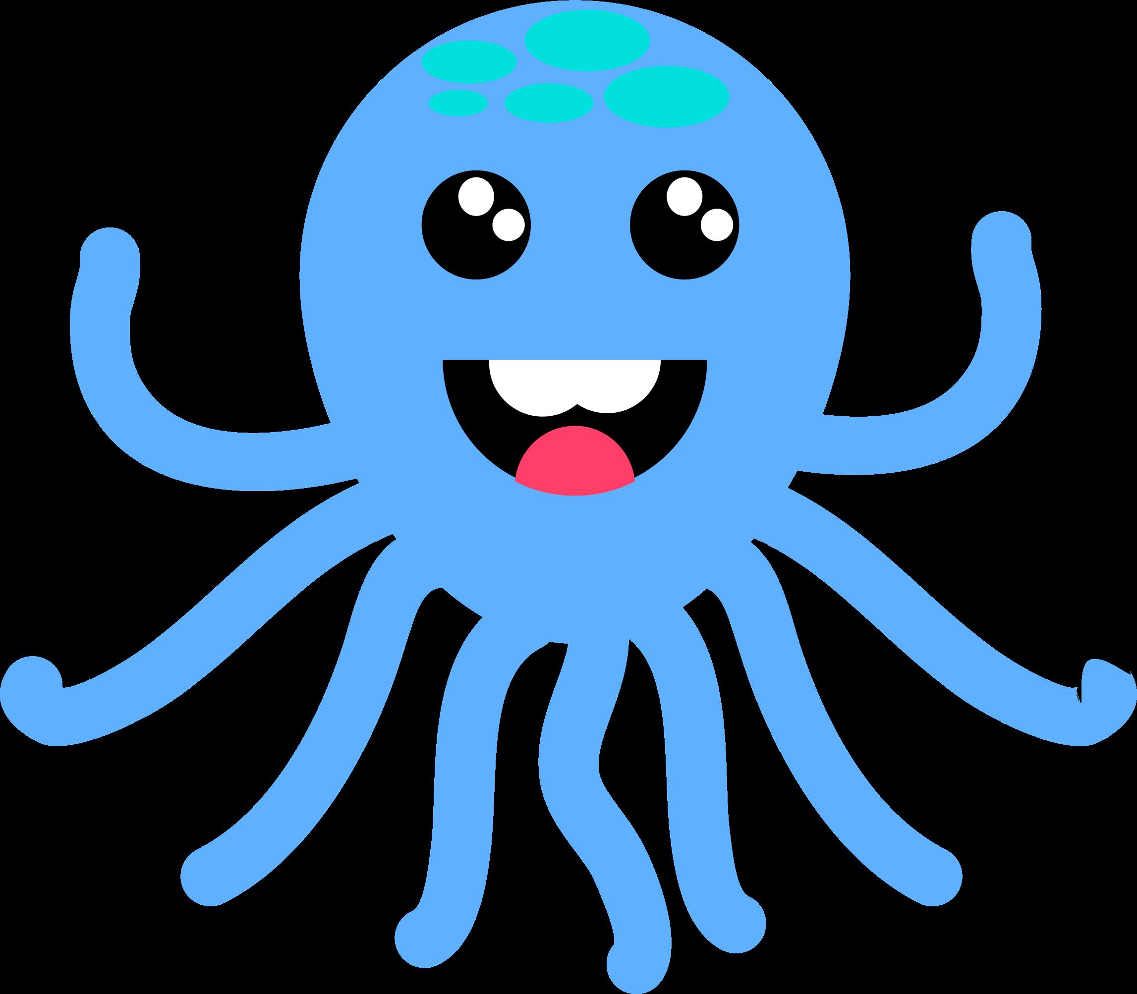 Big image png. Clipart octopus pdf