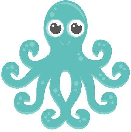 Clipart octopus svg. Image result for free
