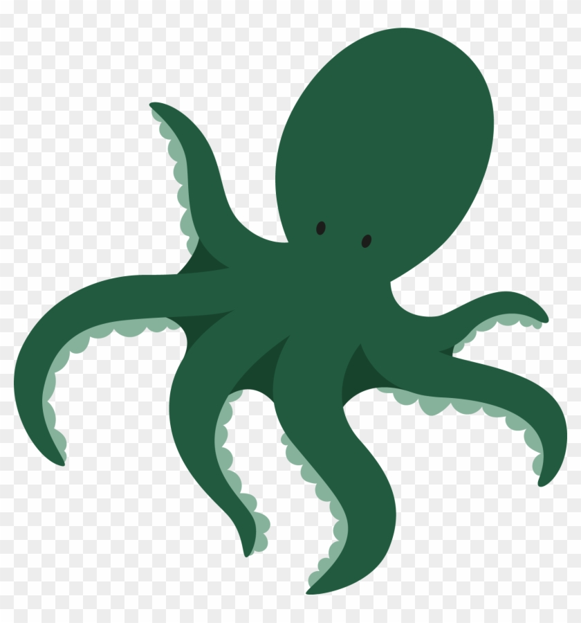 Png free images . Clipart octopus transparent background