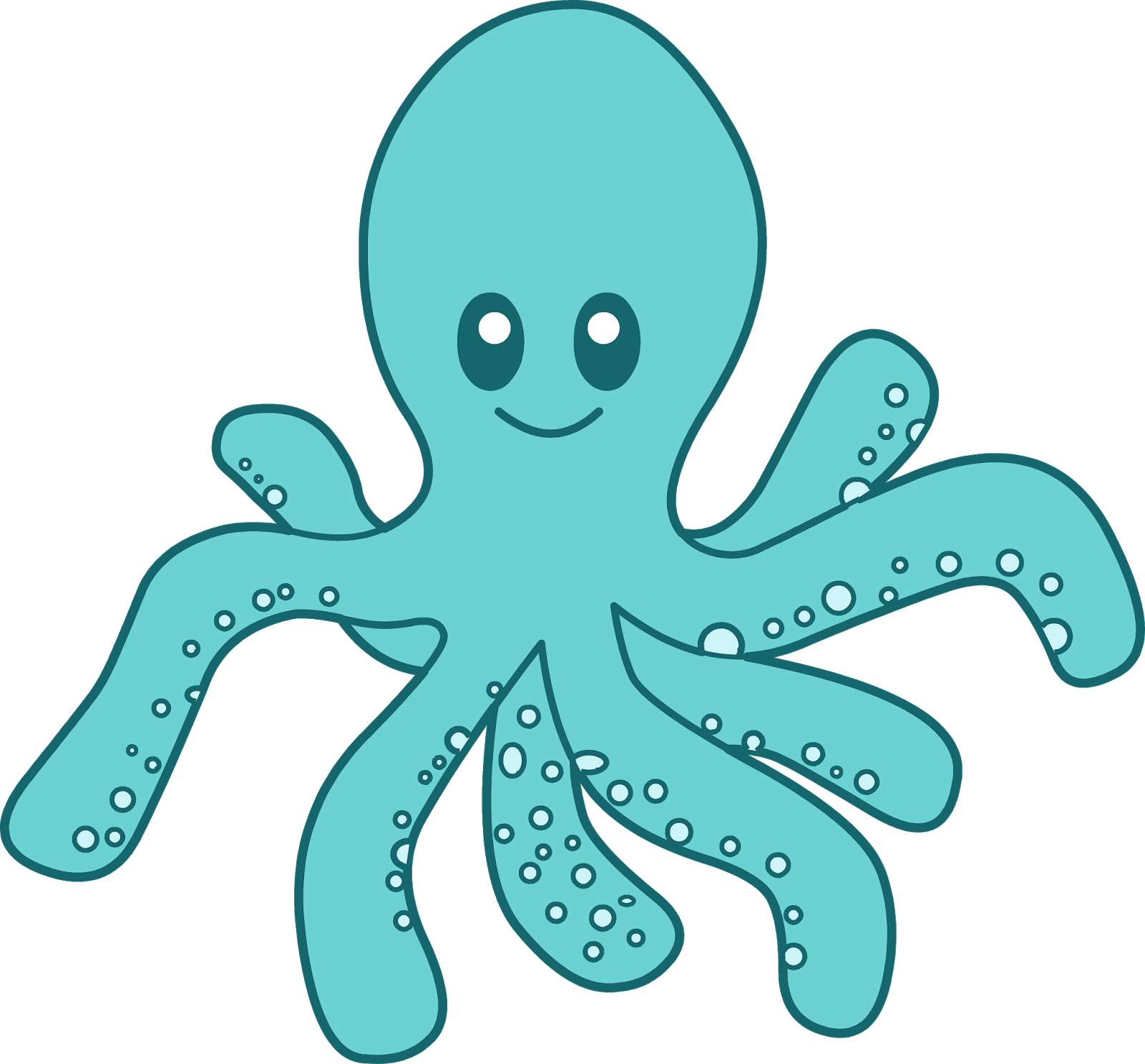 interesting facts their. Clipart octopus under sea