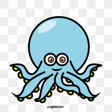 Clipart Octopus Vector Clipart Octopus Vector Transparent Free For Download On Webstockreview 2020