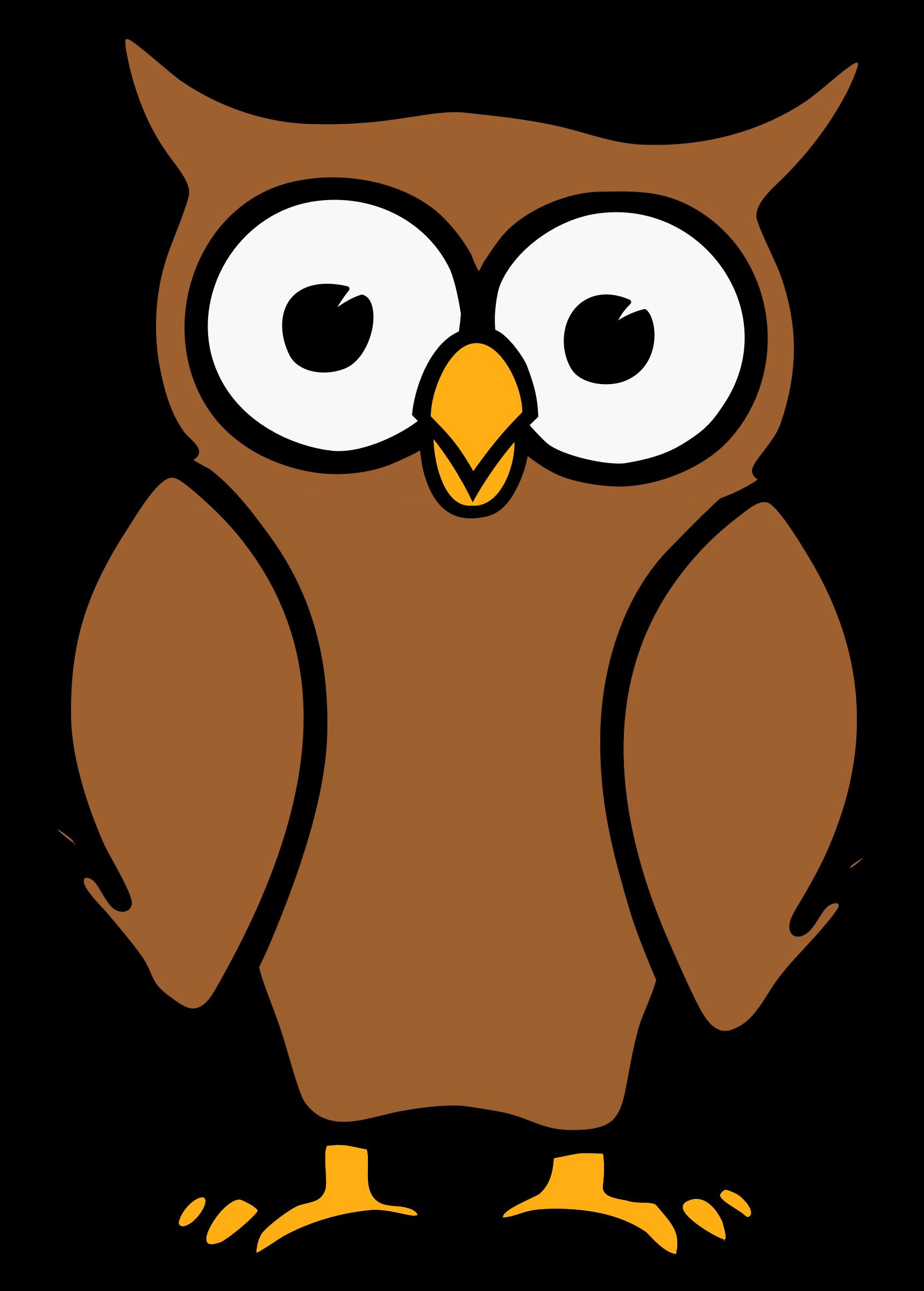 Clipart owl.