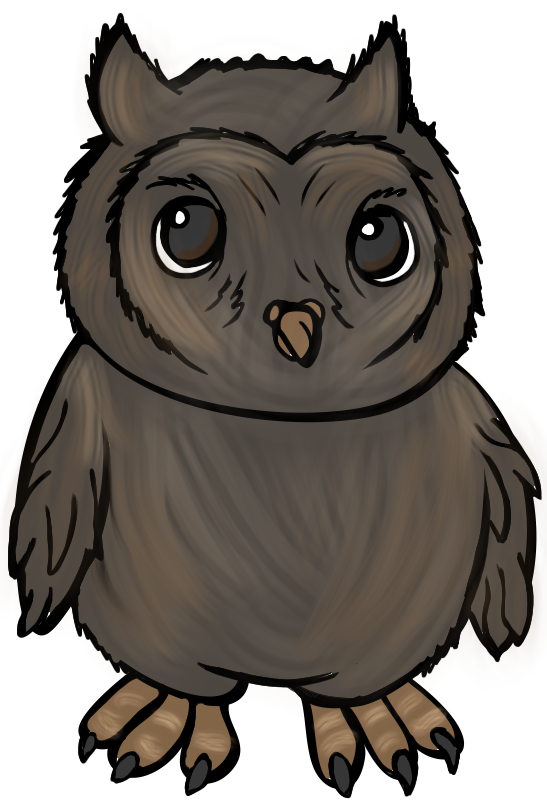 Clip art by carrie. Clipart owl 4th july