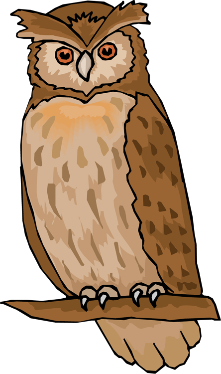 Images incep imagine ex. Ears clipart owl