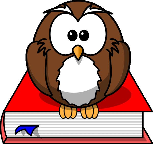 Owl clip art at. Clipart panda smart