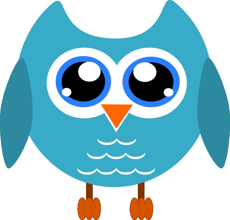 Stormdesignz. Woodland clipart owl