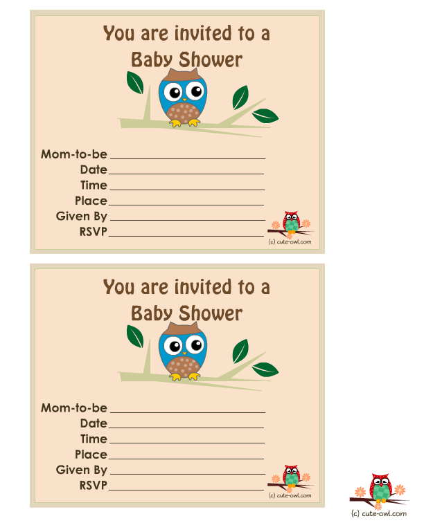 Clipart owl baby shower. Free printable themed boy