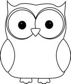 Template bing images girl. Clipart owl body