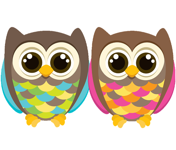 Owls clipart couple. Babyface with baby shower