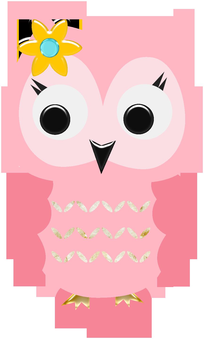 Coruja rosa corujinhas pinterest. Hedgehog clipart buho