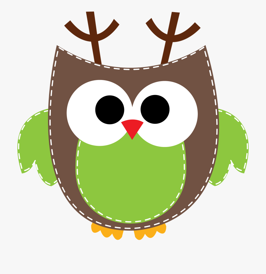 Owls clipart december. Of november and dec