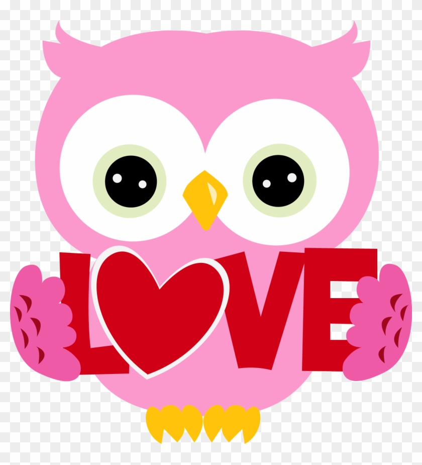 Owls clipart february. Valentines day owl hd
