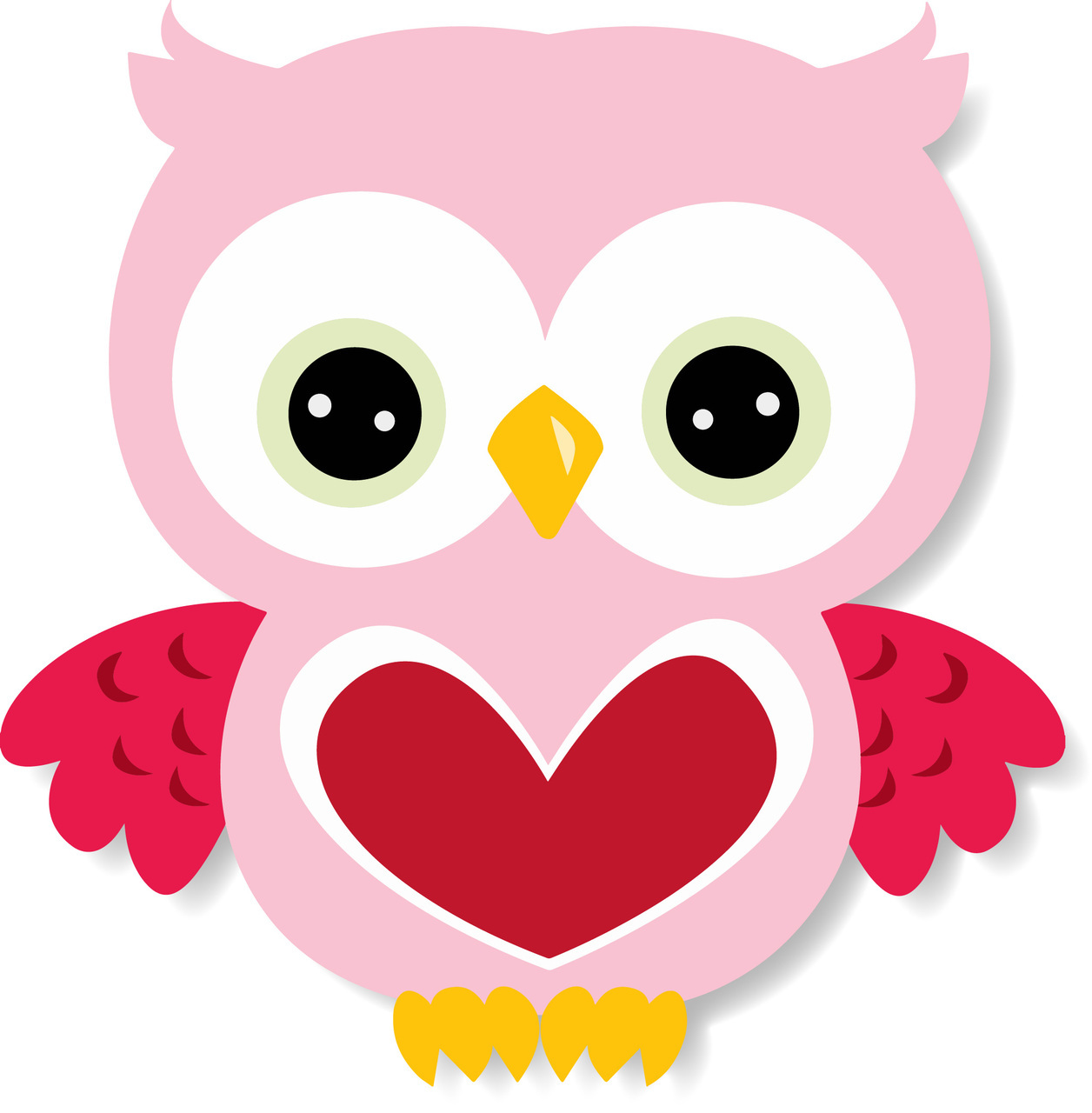 Owls clipart february. Free owl cliparts download