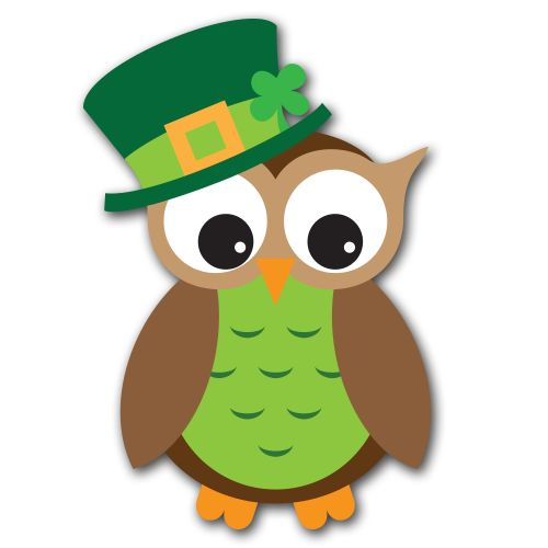 Owl . Owls clipart march