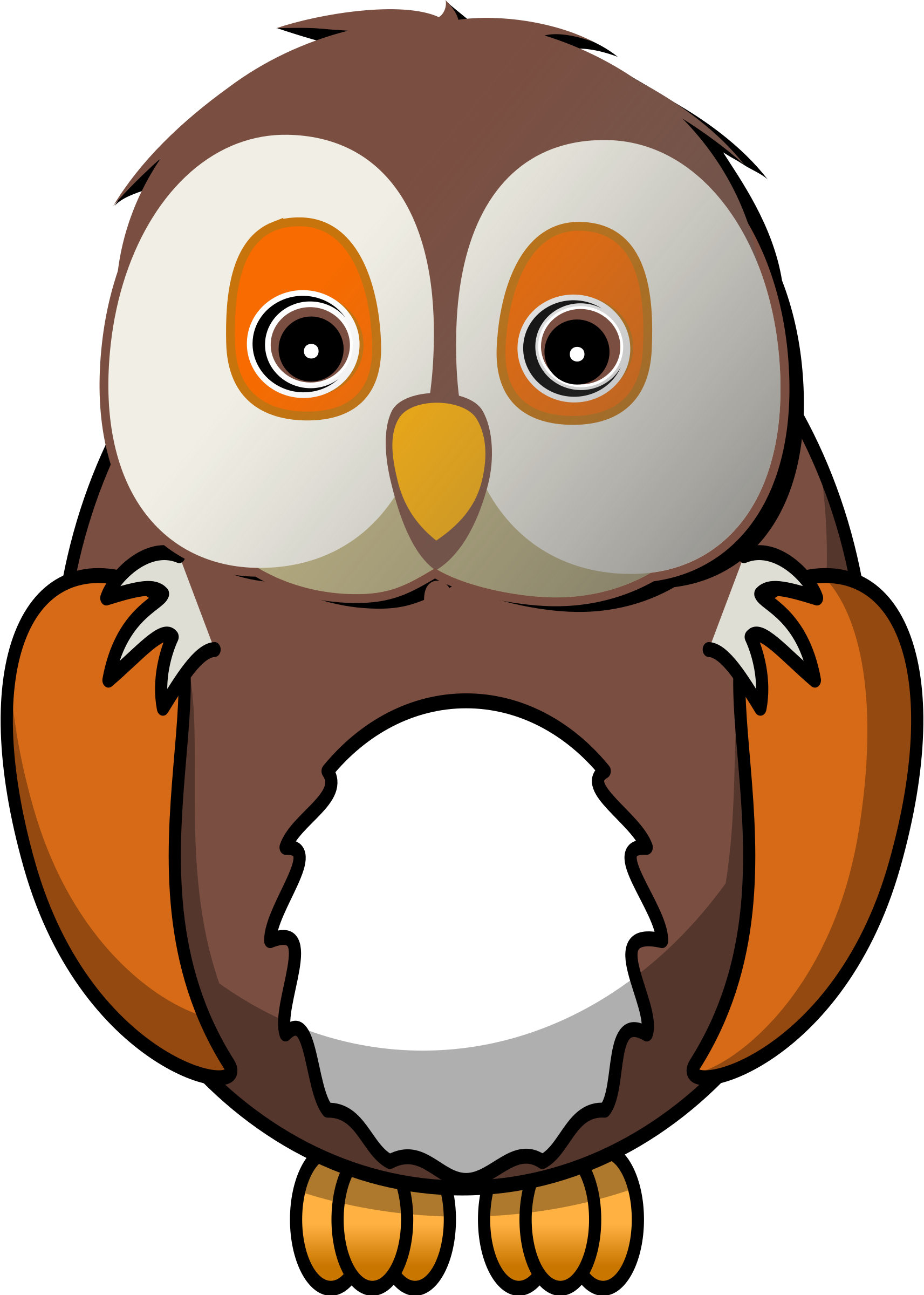 Big image png. Clipart phone owl