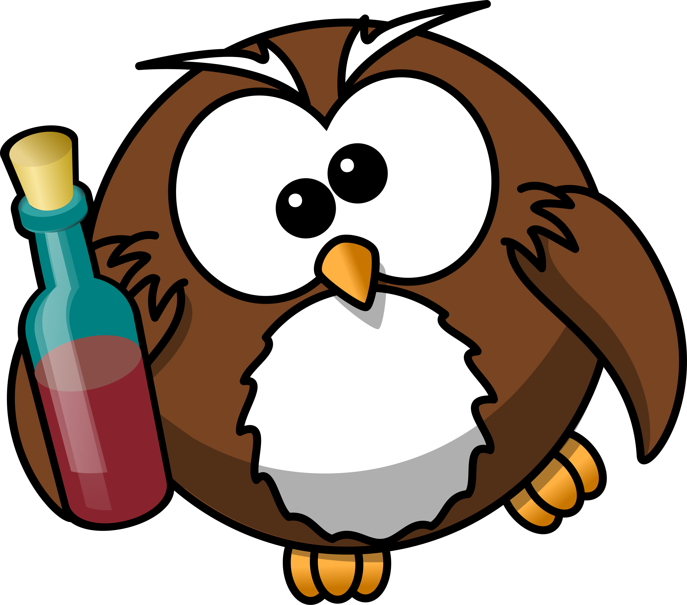 Animl drunk pencil and. Guy clipart animated