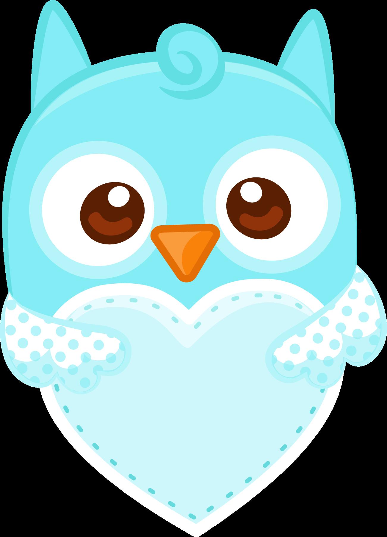 Owls clipart head. Owl always love you