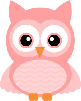 Clipart owl pastel. Chevron colors
