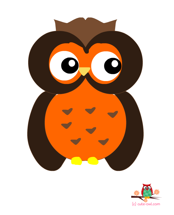 graphic about Owl Printable named Clipart owl printable, Clipart owl printable Clear