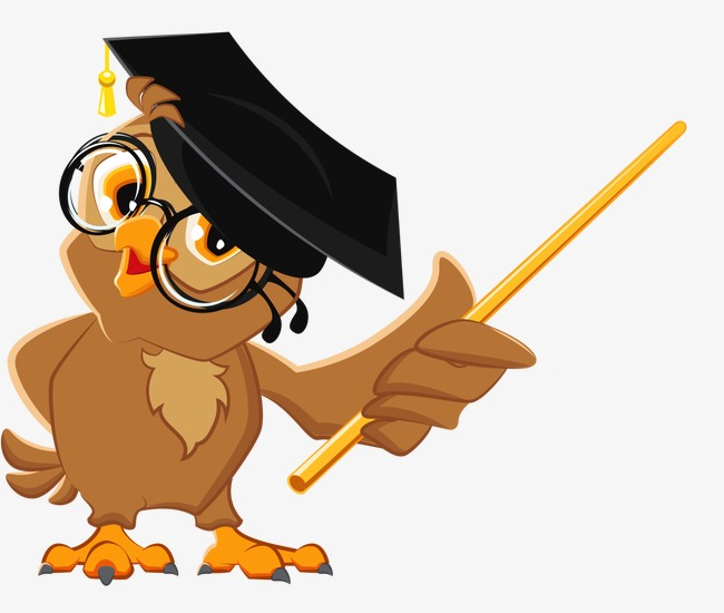 Clipart owl professor. Download teacher transparent clip