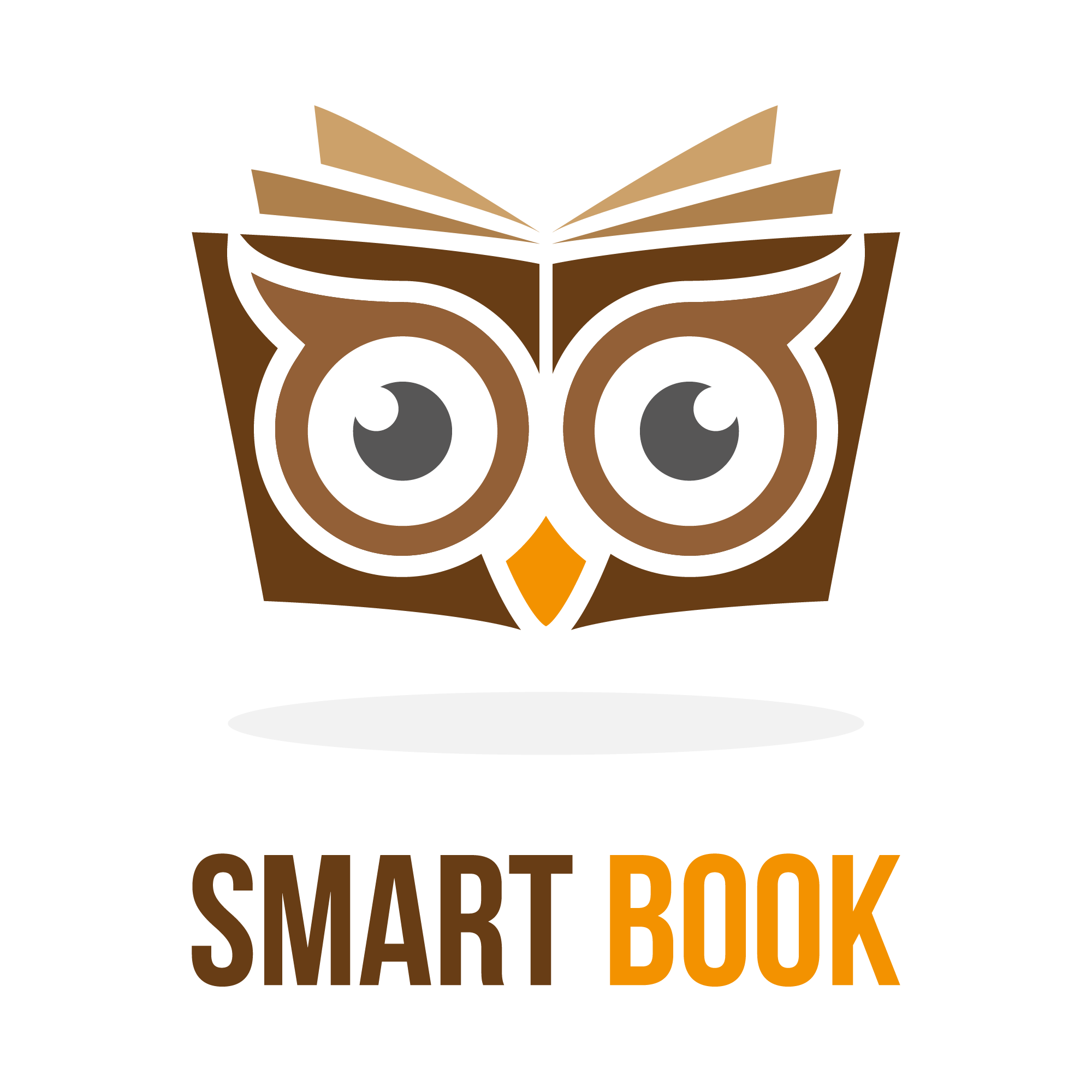 Book brands of the. Smart clipart smart owl