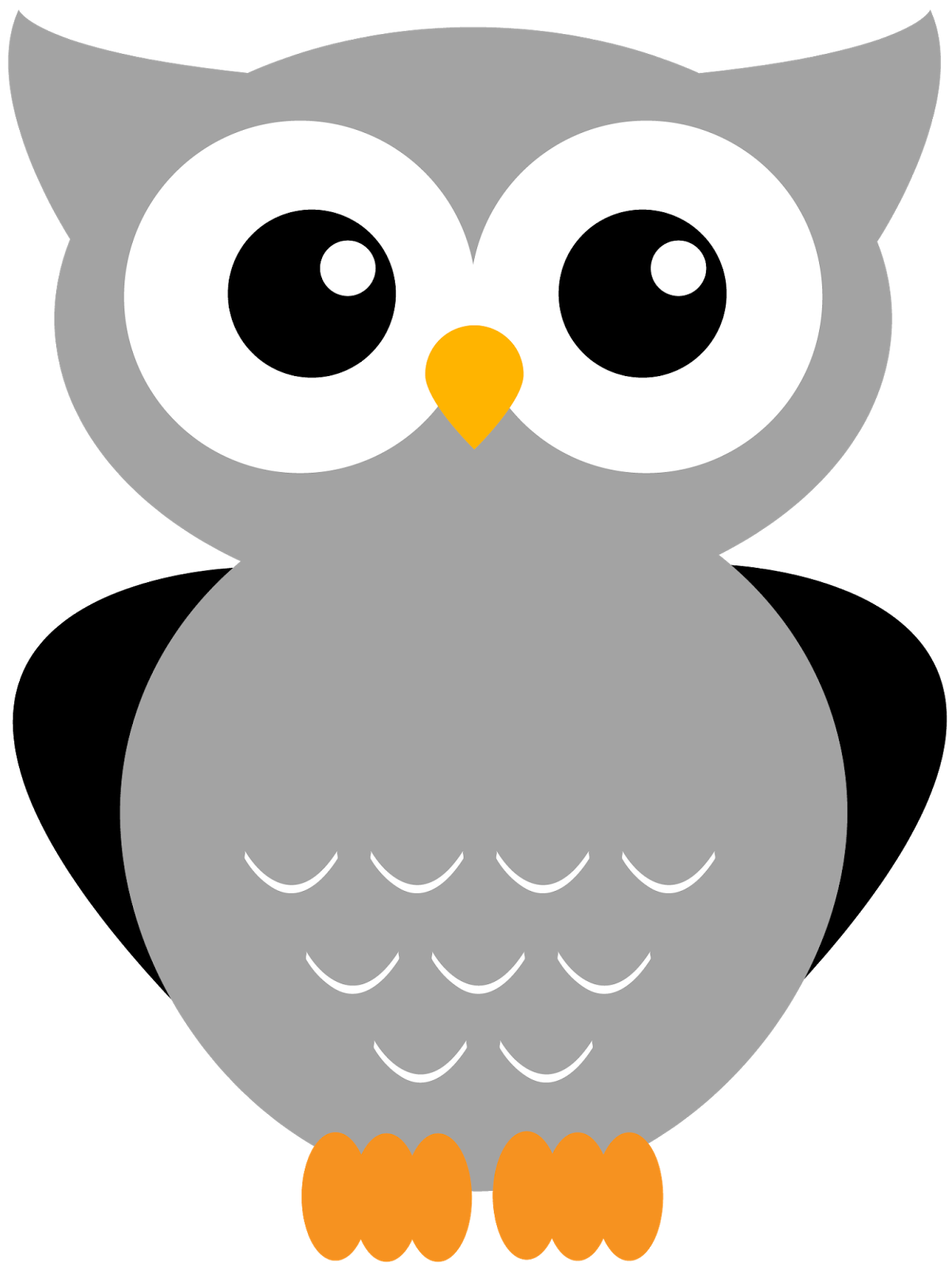 Owls clipart pink.  more adorable owl
