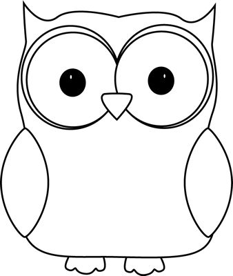 Clipart owl sketch. Free outline download clip