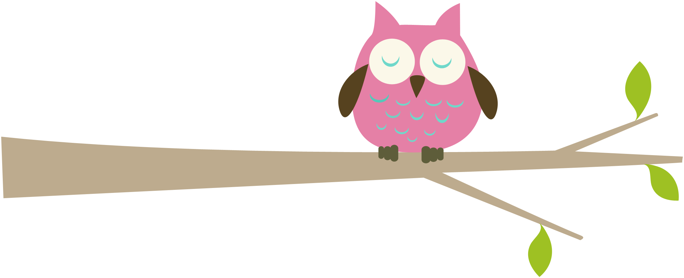 Cliparts zone clip art. Clipart owl spring