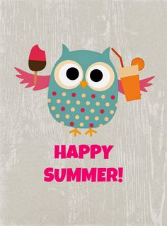 Free owl cliparts download. Owls clipart summer