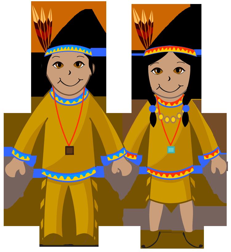 Indian family member