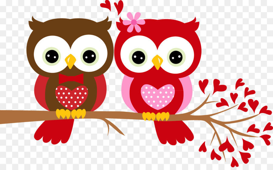 Clipart owl valentines day. Background gift bird
